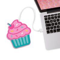 Scalda Tazza USB Cupcake Rosa 1