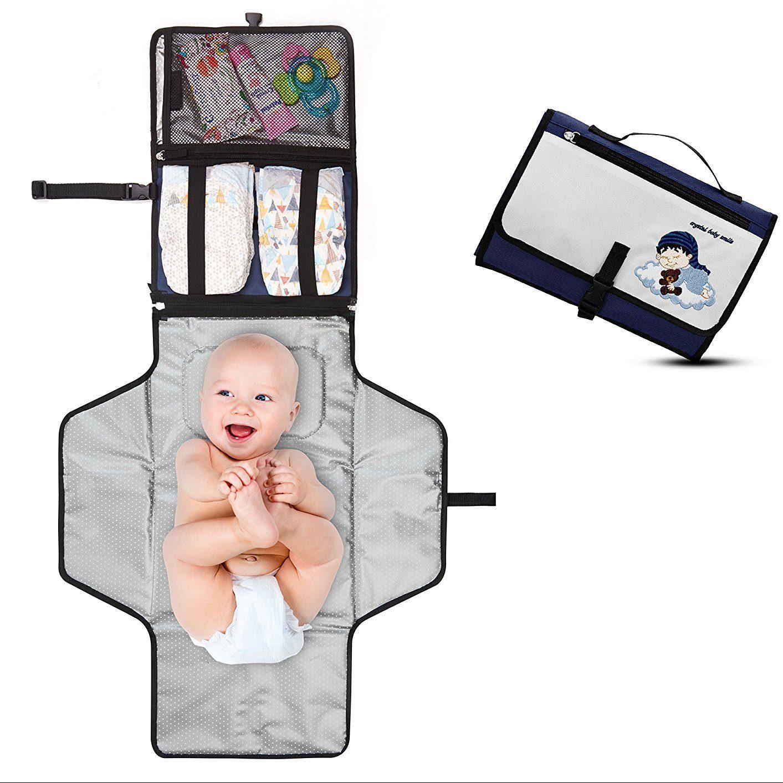 fasciatoio portatile per bambini kit da viaggio 1