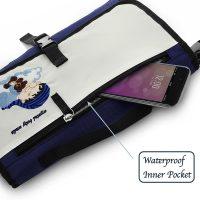 fasciatoio portatile per bambini kit da viaggio 9