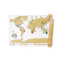 mappa segna viaggi da grattare 3