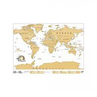 mappa segna viaggi da grattare 5
