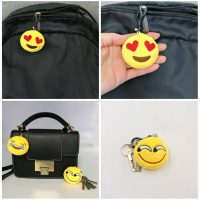 mini emoji portachiavi in peluches 5