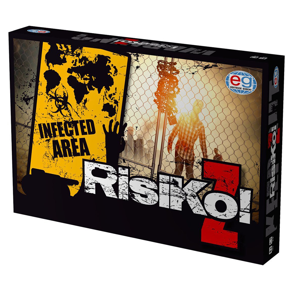 Risiko z edizione zombie gioco da tavolo idee regalo per - Partini gioco da tavolo ...