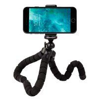 treppiedi per smartphone e action camera snodabile 1