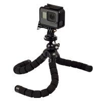 treppiedi per smartphone e action camera snodabile 2