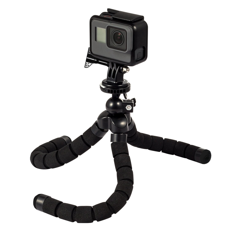 Treppiedi smartphone e action camera snodabile idee for Regalo camera