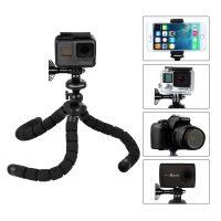 treppiedi per smartphone e action camera snodabile 4