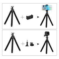 treppiedi per smartphone e action camera snodabile 5