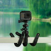 treppiedi per smartphone e action camera snodabile 6