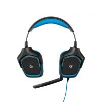 Logitech G430 Cuffie Gaming PC, PS4, Xbox One 4