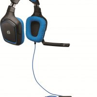 Logitech G430 Cuffie Gaming PC, PS4, Xbox One 7