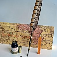 Penna d'Oca Calamaio Antica da Scrittura 3