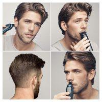 Set barba e capelli braun 03