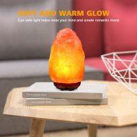 Idea regalo per la casa e genitori – Lampada di Sale dell'Himalaya 03