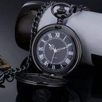 Orologio da Tasca Vintage Romano 05